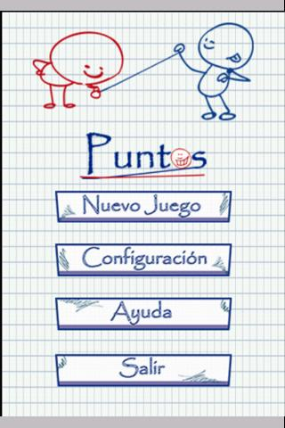 Puntos - screenshot