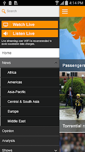 Al Jazeera English - screenshot thumbnail