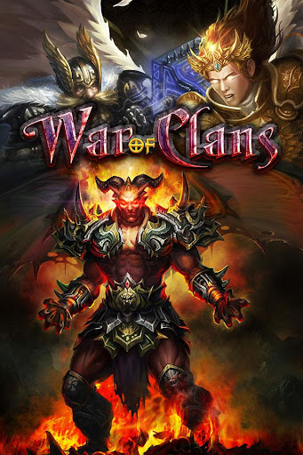 War of Clans - Rage of Dragons