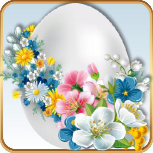 ADW Theme Easter Blossom LOGO-APP點子