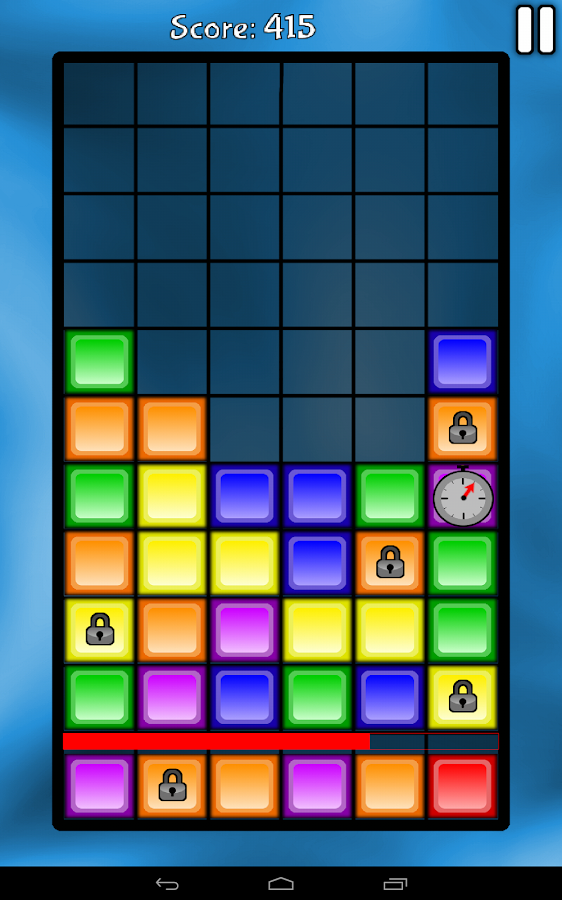 Blocks- screenshot