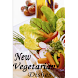 New Vegetarian Dishes-Book
