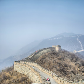Great Wall by Rusydi Ali - Buildings & Architecture Public & Historical (  )