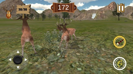 射手鹿狩獵 動作 App-愛順發玩APP