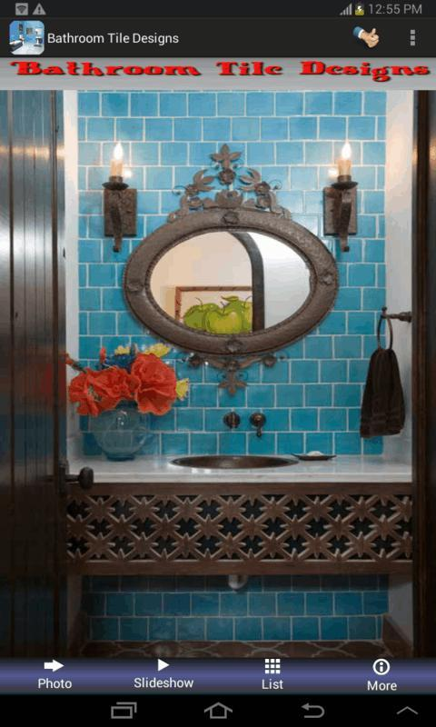 Best Bathroom Tile Designs - screenshot