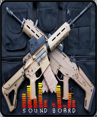 Machine Gun Soundboards