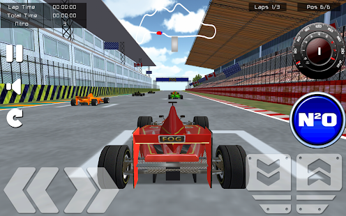 Formula Unlimited Racing - Android Apps on Google Play