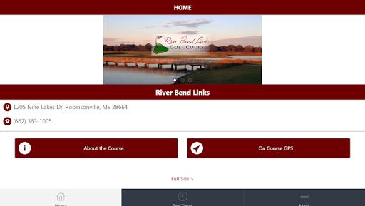 River Bend Links