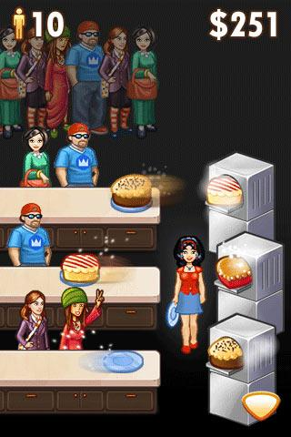 Cake Mania Celebrity Chef- screenshot