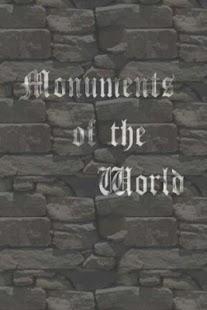Monuments of the World Free - screenshot thumbnail