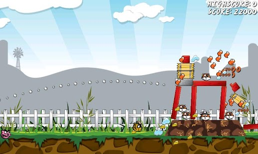 Angry Farm- screenshot thumbnail