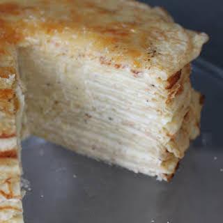 Gâteau de Crêpes (Crepe Cake).