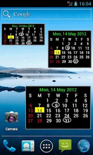 Malaysia Holiday Calendar 2014 - screenshot thumbnail