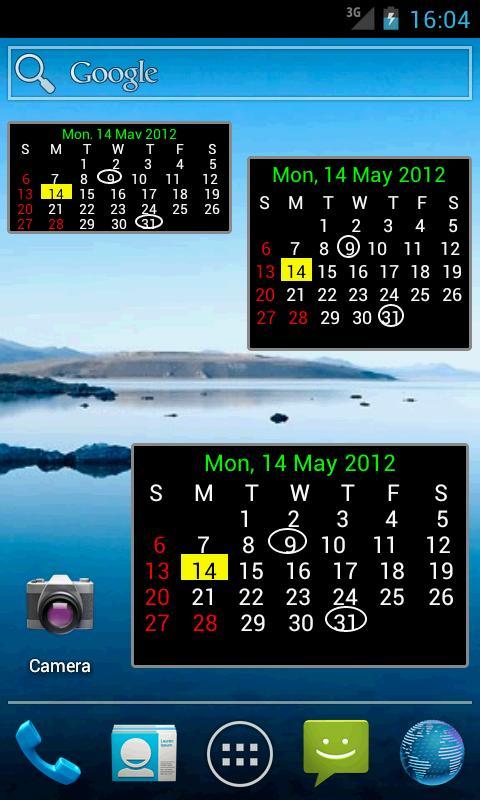 Malaysia Holiday Calendar 2015- screenshot