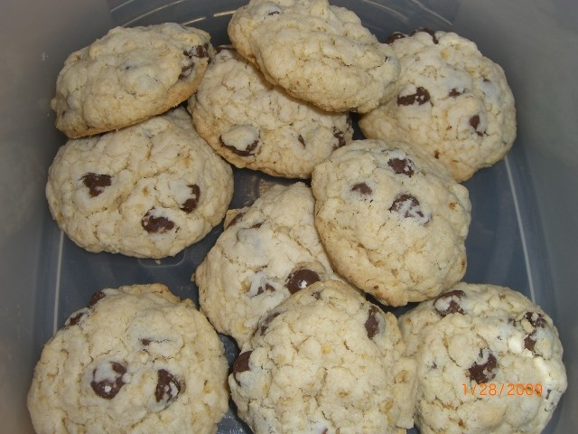 Chocolate Chip Egg Free Cookies Recipe
