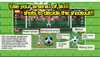 Screenshot of WORLD SOCCER PK