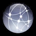 Network settings shortcut icon