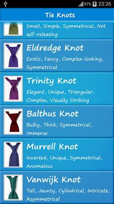 Tie Knots - screenshot