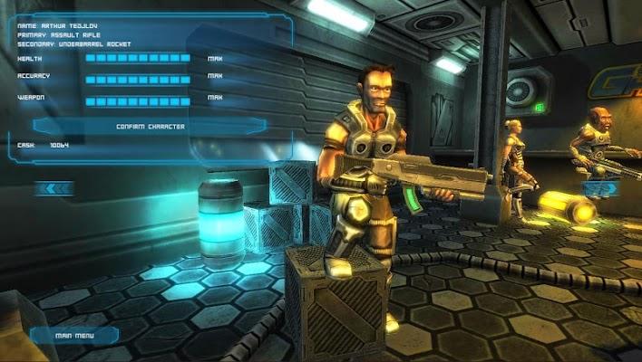 STELLAR GHOSTS - screenshot