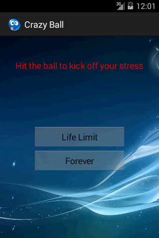 Crazy Ball- screenshot