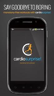 CardioSurprise!- screenshot thumbnail