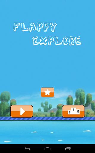 Flappy Explore