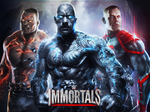 WWE Immortals 2.6.1 Screenshots 1