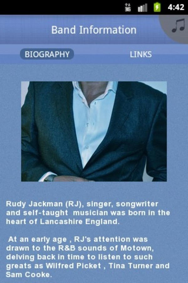 Rudy Jackman- screenshot