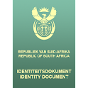 South African ID icon