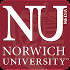 NU Media – Norwich University icon