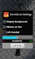 Screenshot of SchottGunn