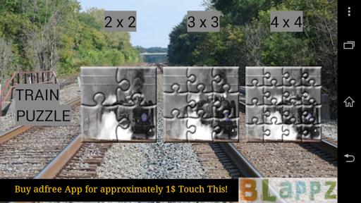 BLappz Train Puzzle FREE