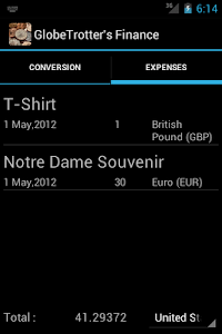 Currency Converter n Manager screenshot 3