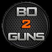 BO2 Guns