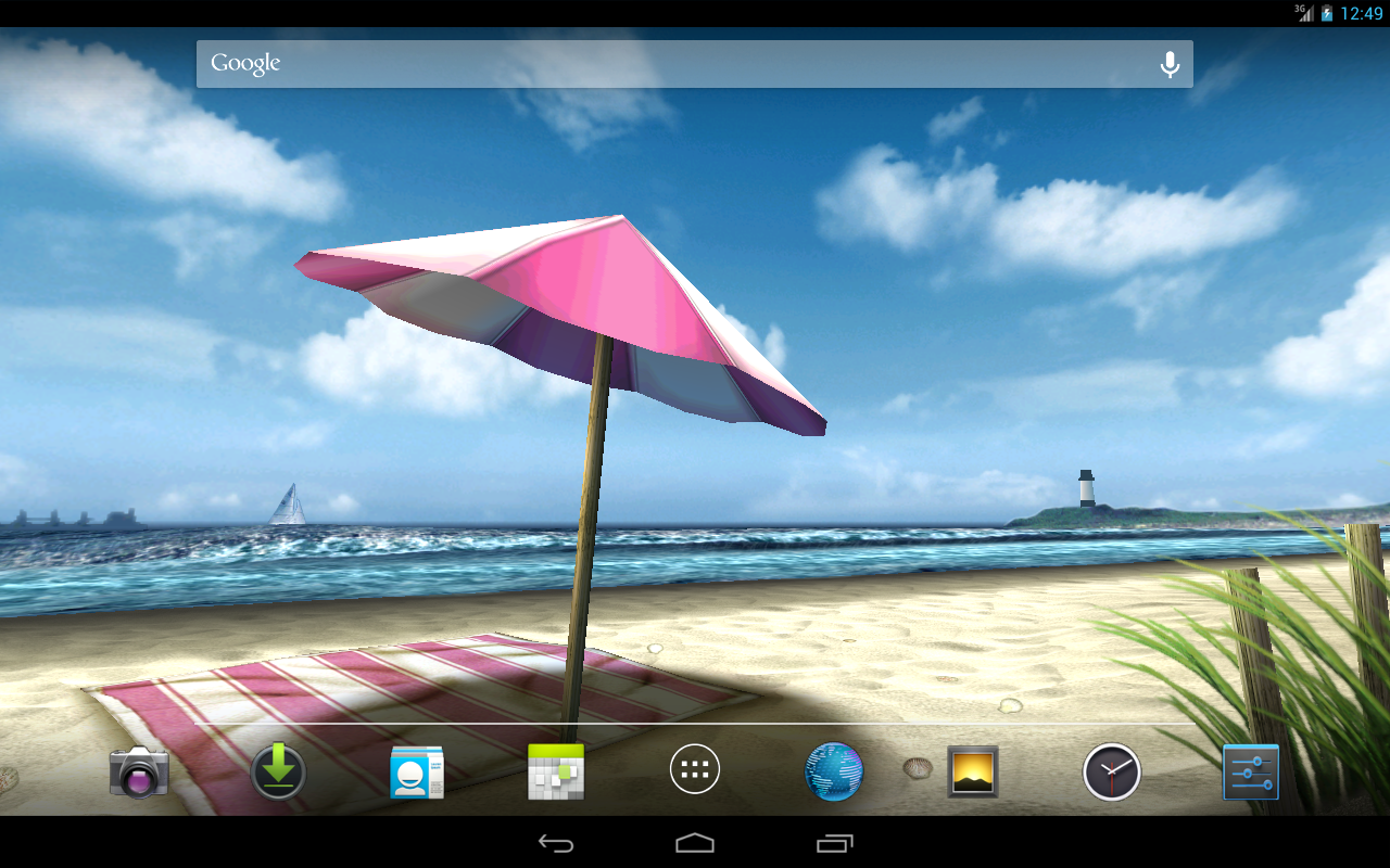 My Beach HD Free- screenshot