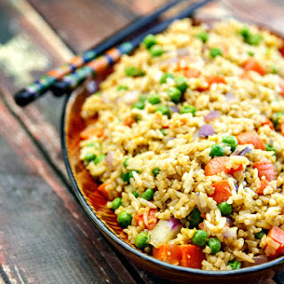 Easy Fried Rice.