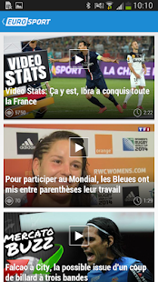 Eurosport.com- screenshot thumbnail
