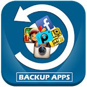 Apps Back Up Tool