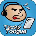 Tacky Tongue: actor skill icon