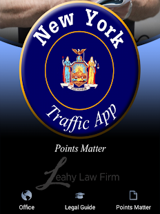 Leahy Law Firm- screenshot thumbnail