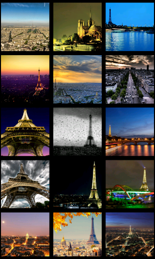 Paris France Wallpaper HD