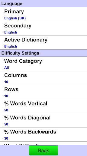 Word Search Ultimate  screenshots 3