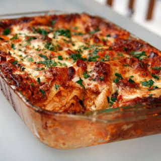 No-Holds-Barred Lasagna Bolognese.