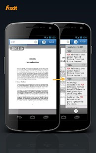Foxit MobilePDF - screenshot thumbnail