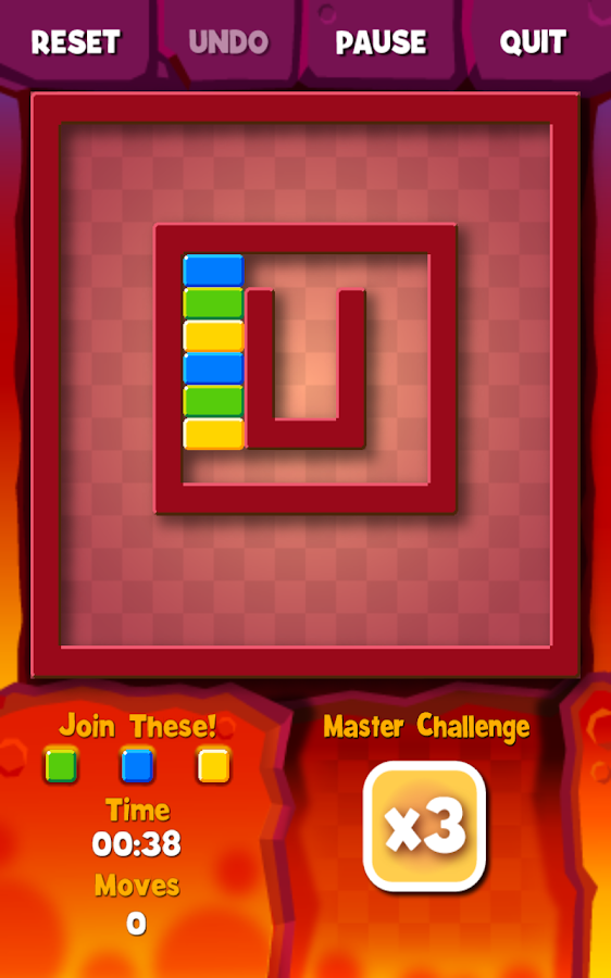 Denki Blocks FREE Daily Puzzle- screenshot