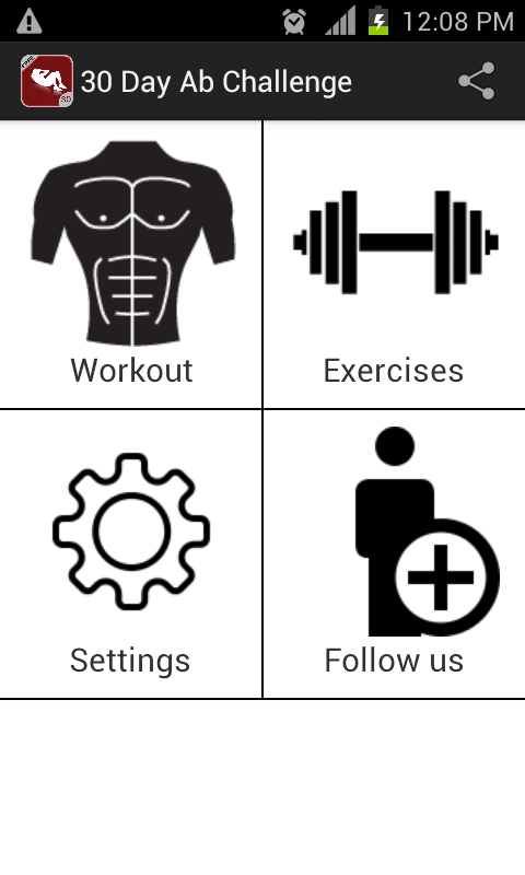30 Day Ab Challenge Free Android Apps On Google Play
