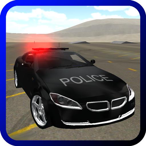 Nitro Police Simulator 賽車遊戲 App LOGO-APP開箱王