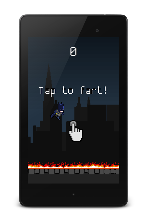 Fartman- screenshot