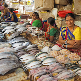 A Fishy Tale by Ajit Pillai - City,  Street & Park  Markets & Shops (  )