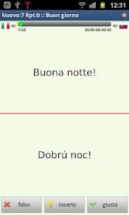 Imparare lo slovacco- screenshot thumbnail